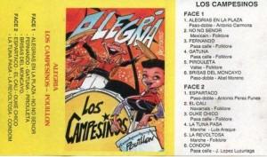 1991 - K7 Alegria